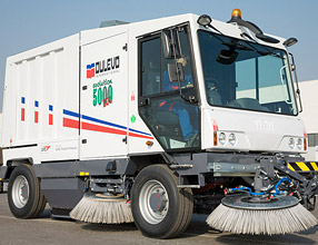 Street Cleaning Equipment - 5000 Evolution Sweeper