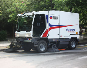 Street Cleaning Equipment � 6000 Dulevo